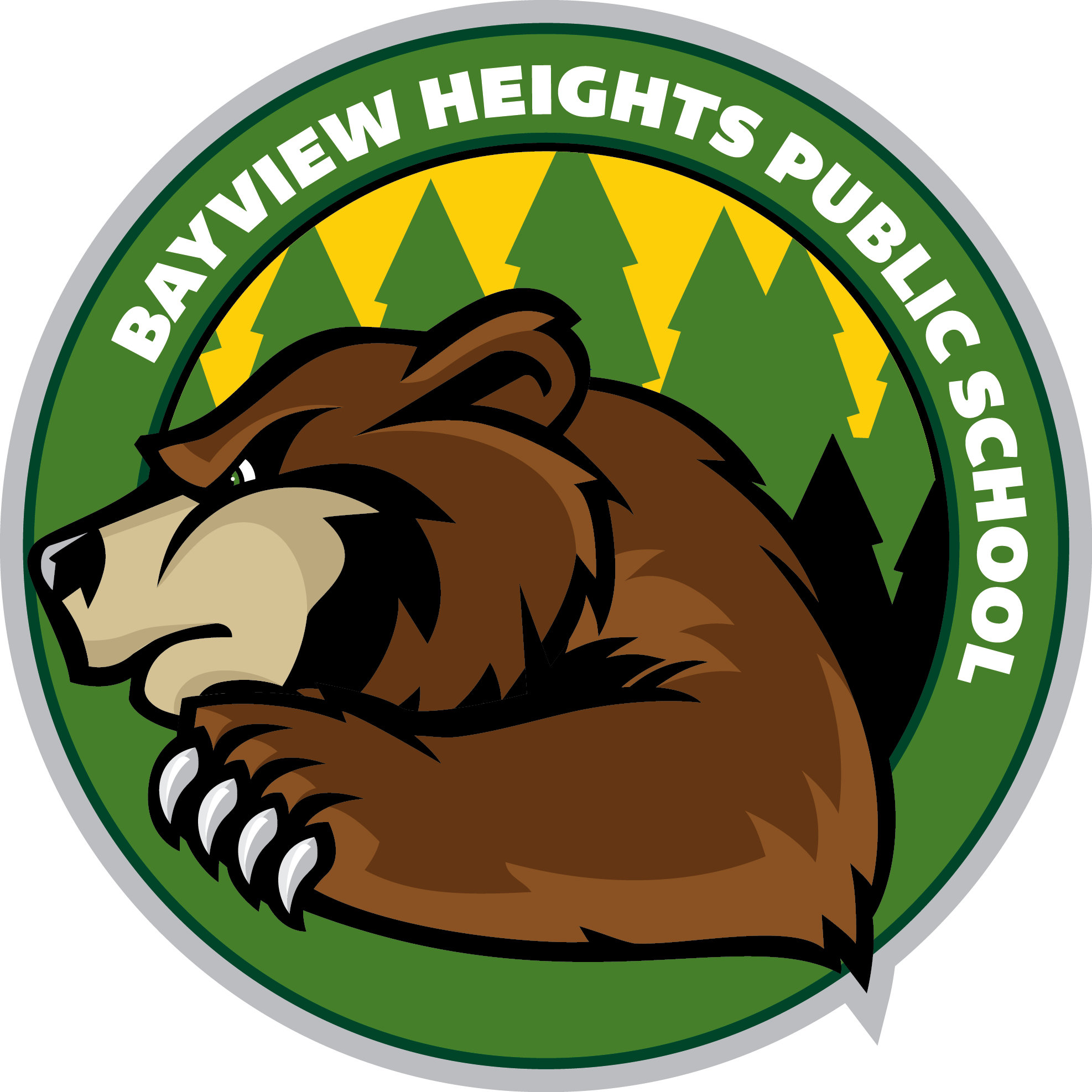 Bayview Heights Public School logo